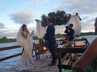O casamento de Giovanna e Felipe