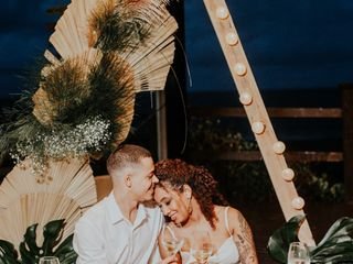 O casamento de Franciele Figueira  e Brandon Gelatti  2