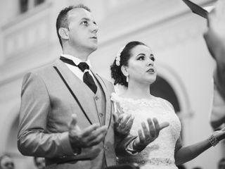 O casamento de Marcel  e Josiani 1