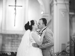 O casamento de Marcel  e Josiani
