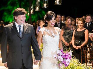 O casamento de Lúcia e Ari