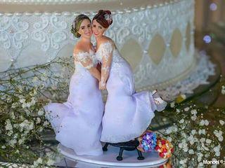 O casamento de Mariana  e Adriana 1