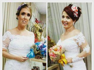 O casamento de Mariana  e Adriana 2