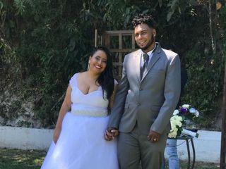 O casamento de Susan e Itamar