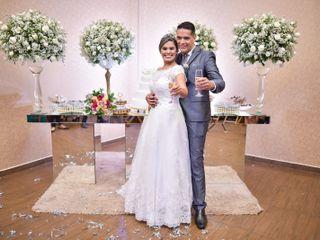 O casamento de Beatriz e Jadson
