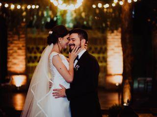 O casamento de Gabriela e Adriano