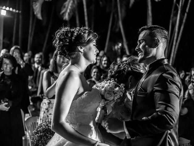 O casamento de Talita e Sérgio