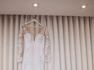 O casamento de Amanda e Renan 1