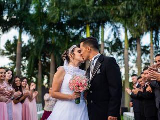 O casamento de Andressa e Maicon