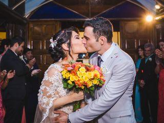 O casamento de Dantiele e Rodrigo
