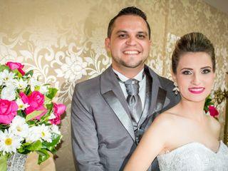 O casamento de Camila e Arno 3