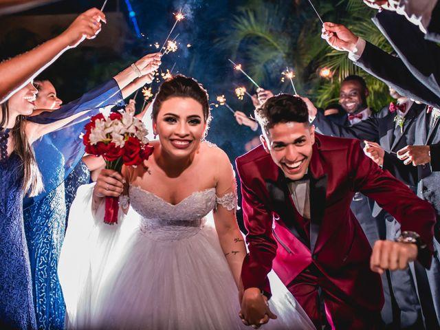 O casamento de Thaina e Flavio