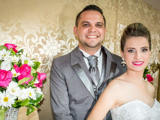 O casamento de Camila e Arno
