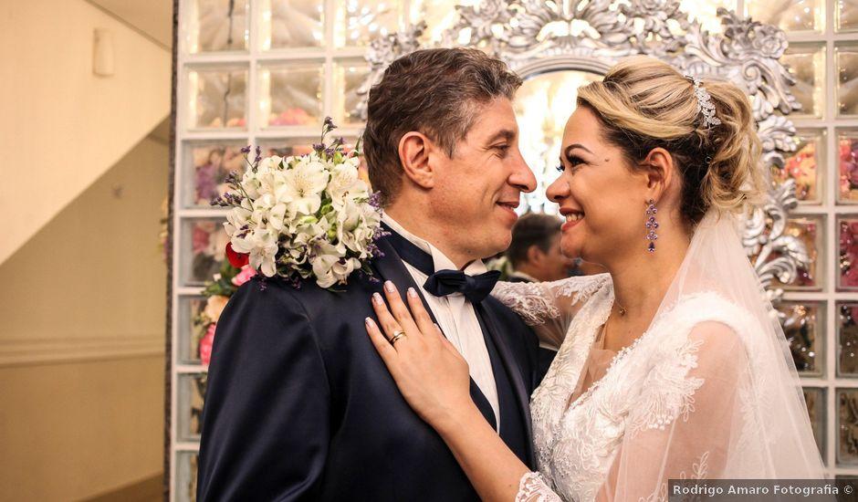 O casamento de Fabio e Suelen em São Paulo, São Paulo