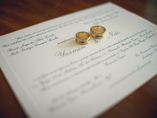 O casamento de Yasmin e Neto 1