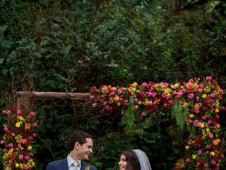 O casamento de Agatha  e Samuel  1