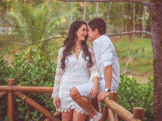 O casamento de Lorena e Cícero 1