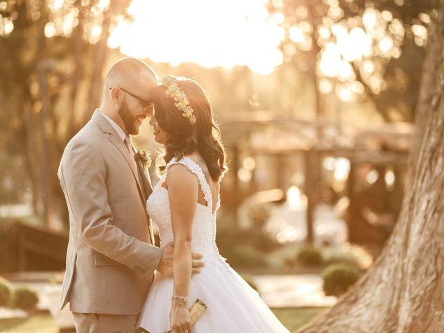 O casamento de Ana Paula e Luis