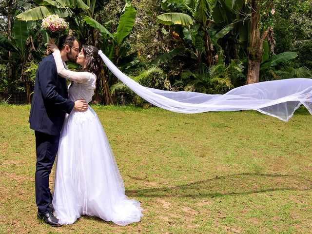 O casamento de Phelippe e Gabrielle