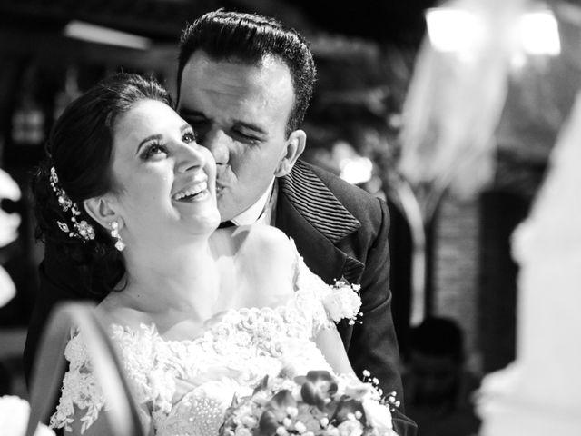 O casamento de Magda e Rodrigo