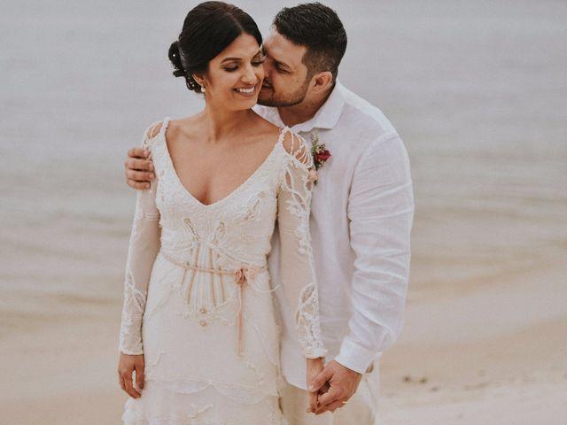 O casamento de Liza e Afonso