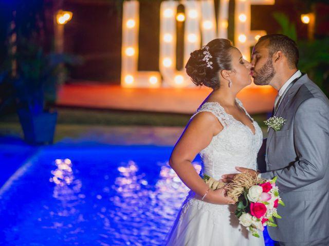 O casamento de Raíssa e Renan