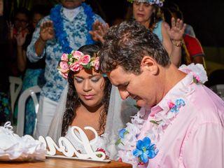 O casamento de Gerciane e Mário