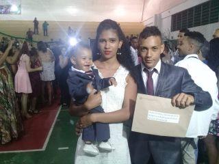 O casamento de Joyce e Sérgio Luiz