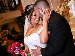 O casamento de Juliene e Thiago