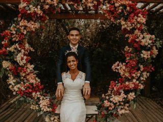 O casamento de Lucimara e Valdinei