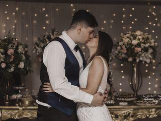 O casamento de Talia e Rafael