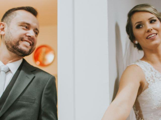 O casamento de Jailton e Renata em Itapema, Santa Catarina 1
