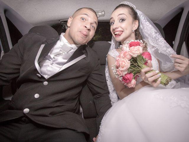 O casamento de Alexia e Sandro