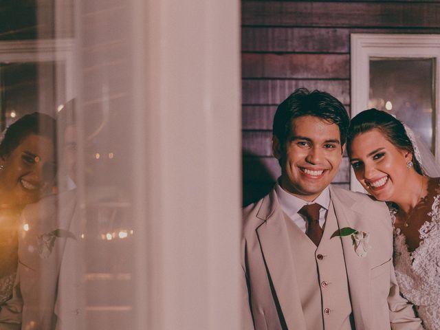 O casamento de Edith e Fernando