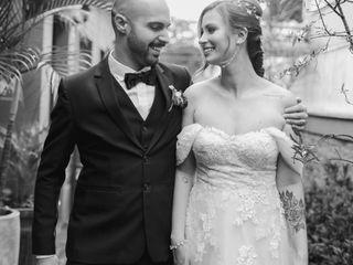 O casamento de Geovana e Alexandre