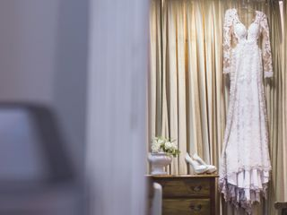 O casamento de Samara e Sidnei 1