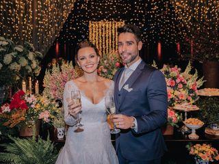 O casamento de Roberta e Paulo