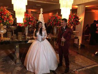 O casamento de Stéphanie e Arlen 2