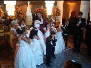 O casamento de Stéphanie e Arlen 3