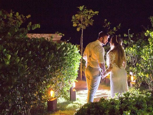 O casamento de Samara e Sidnei