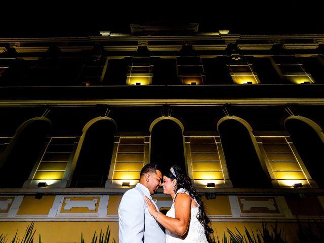 O casamento de Regina Gomes e Rafael Santos