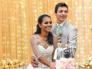 O casamento de Kesia Fernandes e Romário Alves