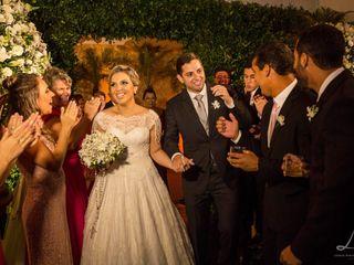 O casamento de Daniella e Milton