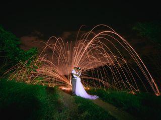 O casamento de Joyce e Wender