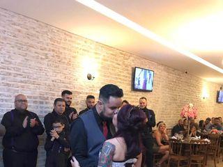 O casamento de Patrícia e Alex