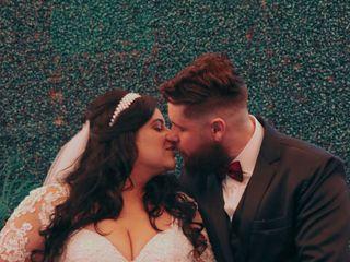 O casamento de Priscila e Anselmo 1