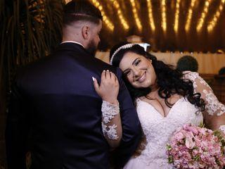 O casamento de Priscila e Anselmo