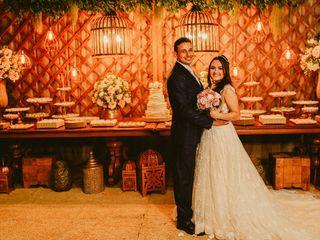 O casamento de Dandara Carolina e Jeferson  3