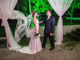 O casamento de Thissiane e Thiago