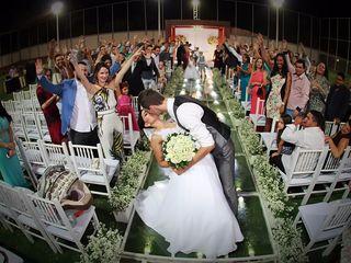 O casamento de Lorranny e Augusto